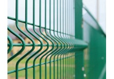 Забор металлический 3D сетка