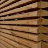 Забор из Термососны, конструкционный брусок 28х42х42х3000-4800 мм